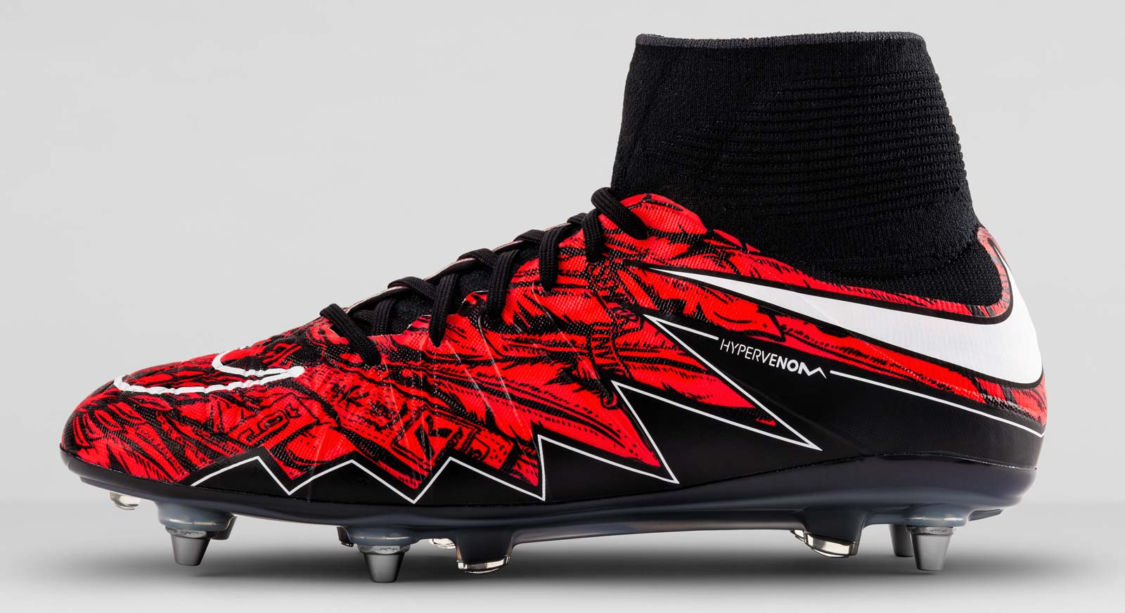new product 69d2a f276d all red hypervenoms