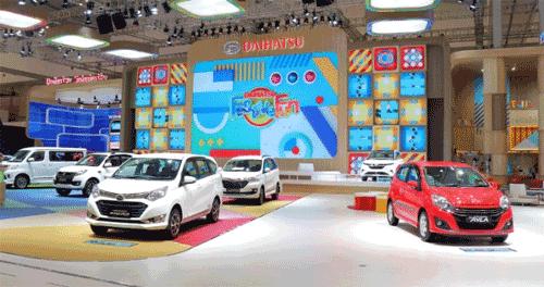 Promo Daihatsu GIIAS 2018 Diskon Khusus Pameran