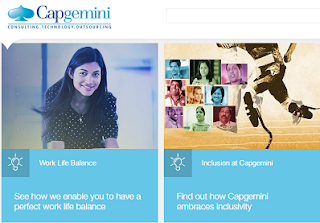 Recruitment Drive at Capgemini