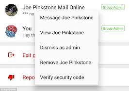 Demote an admin in a WhatsApp group- How to do it!