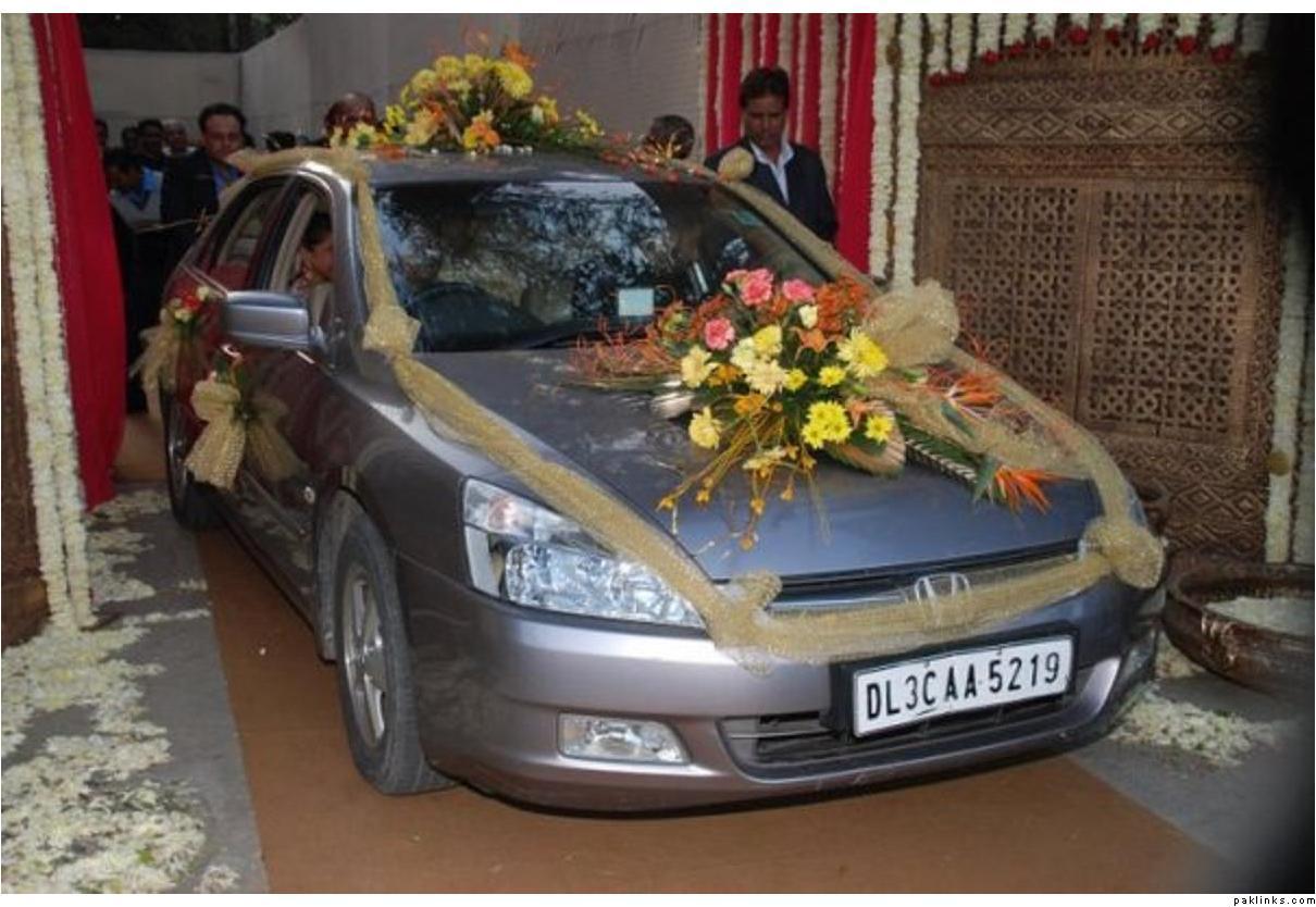 Wedding Car Decoration   Fashion in New Look