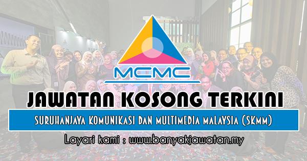 Jawatan Kosong 2019 di Suruhanjaya Komunikasi dan Multimedia Malaysia (SKMM)