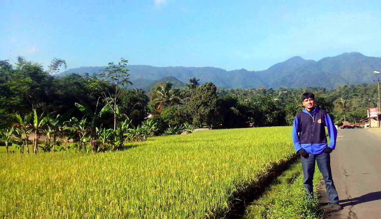 Curug Cigamea Jawa Barat Air Terjun Cigamea