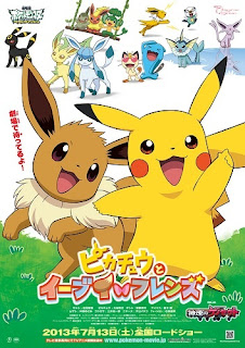 Pokemon: Pikachu to Eevee Friends Sub Indo Film