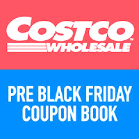Costco Pre-Black Friday Coupon Book