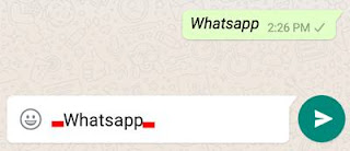 Whatsaap app