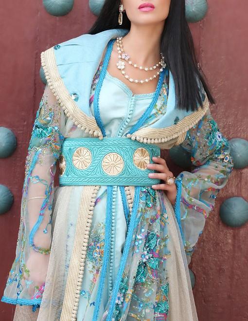 Meilleurs Caftan Marocain 2014