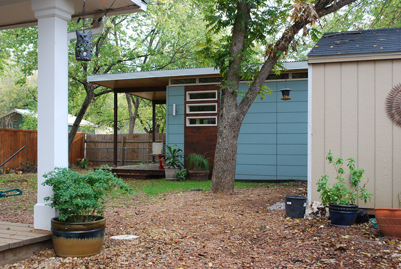 TINY HOUSE TOWN 14 x 24 Modern Studio Luxe