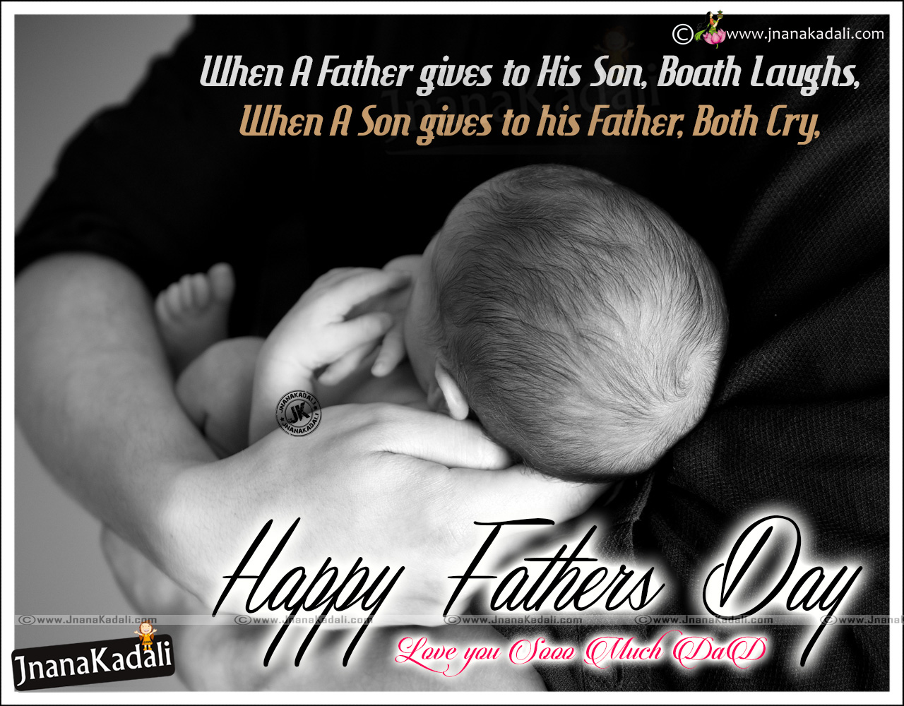 Happy Fathers Day 2016 English Greetings Wishes Jnana Kadali
