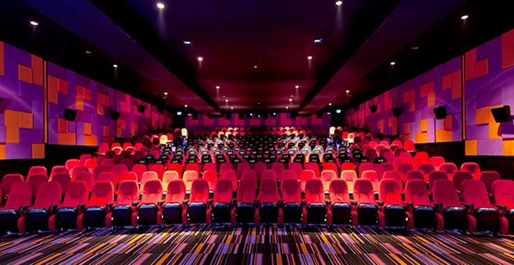 Rạp chiếu phim Time City