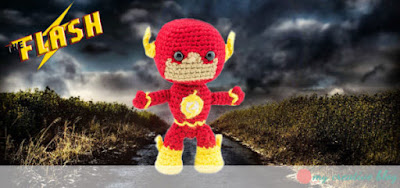 free amigurumi superhero crochet patterns