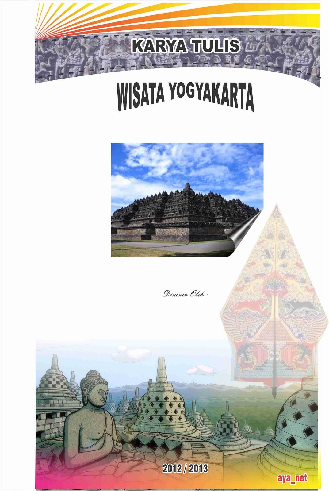 Makalah Wisata Yogyakarta Candi Boro Budur Aneka Apa Aja