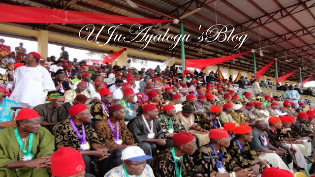 Biafra: Ohaneze disowns Nnamdi Kanu, reveals solution to Nigeria's problems