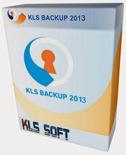 KLS Backup Professional 2013 7.2.0.1 + Crack