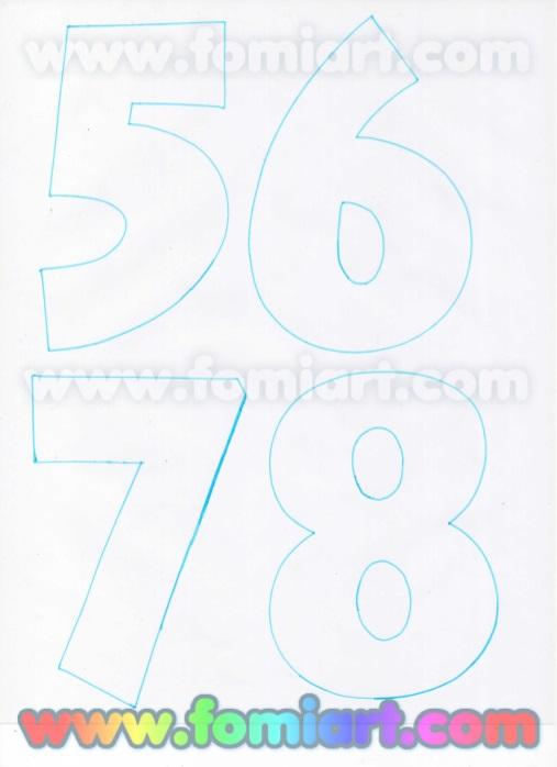 33 Moldes Gratis Abecedario Letras Azules Descarga Pronto
