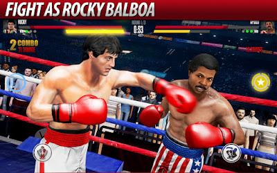 Real Boxing 2 ROCKY Mod Apk + OBB Free Downlaod