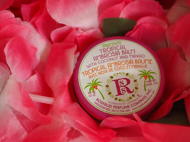 Smith's Tropical Ambrosia Balm With Coconut & Mango