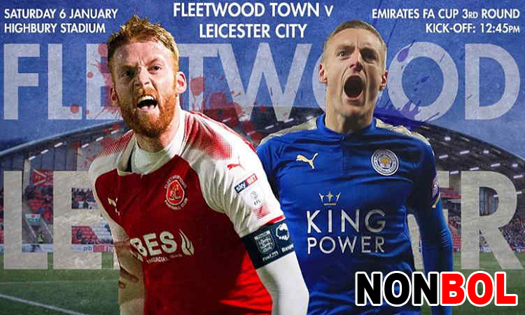 Cuplikan Gol Leicester City 2-0 Fleetwood | FA CUP Round 3