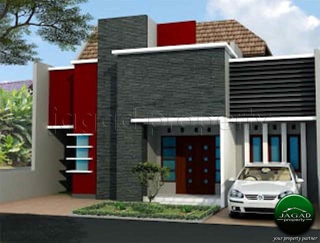 Rumah Tanah Luas di Purwomartani