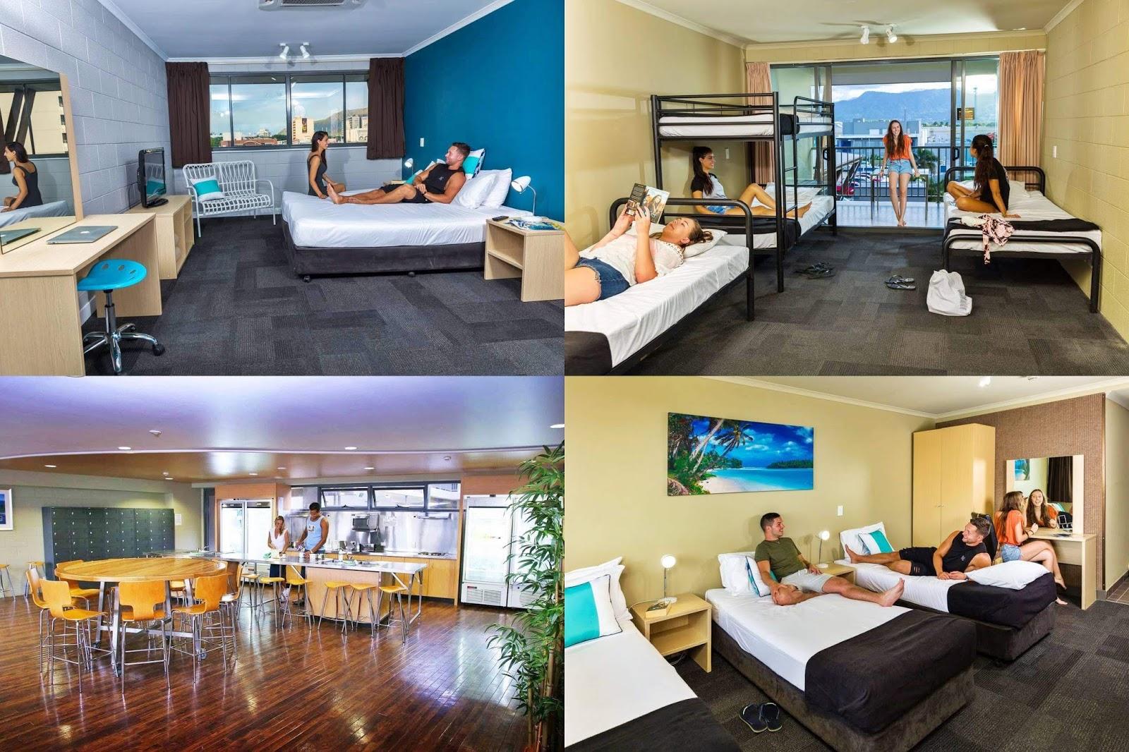 凱恩斯-住宿-推薦-吉利根背包客度假村-飯店-旅館-民宿-公寓-酒店-Cairns-Gilligan's-Backpacker-Resort-Hotel
