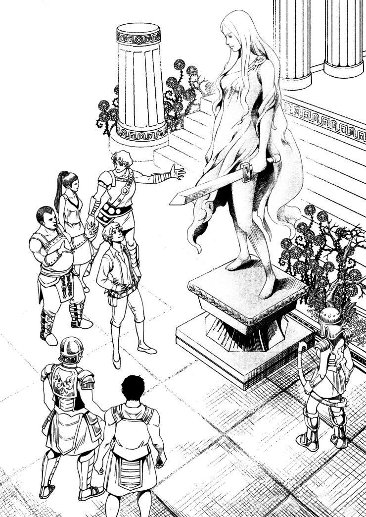 Estatua de Freya