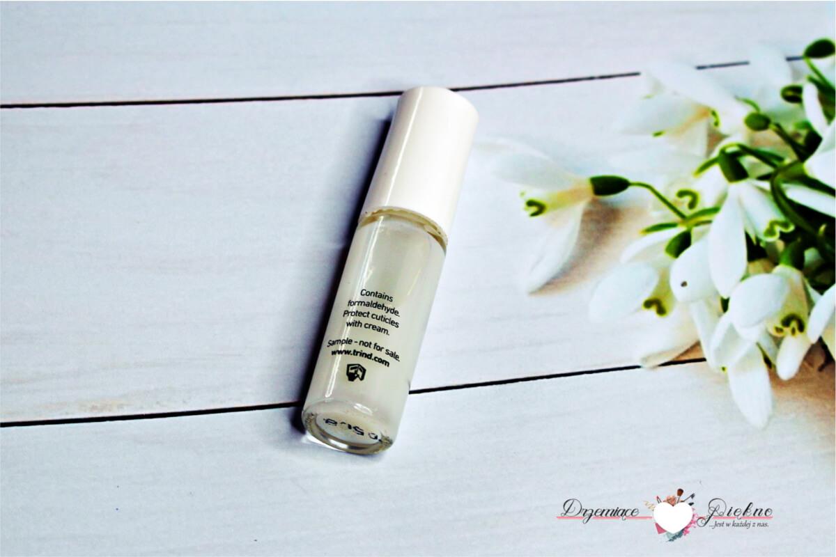 Odżywka do paznokci Trind Nail Repair Natural