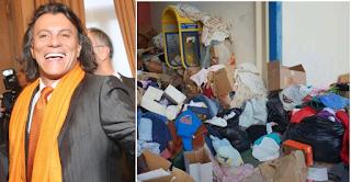 Εικόνες ντροπής: Σε άθλια κατάσταση παράτησε ο Ψινάκης τις προμήθειες για τους πυρόπληκτους του Μαραθώνα