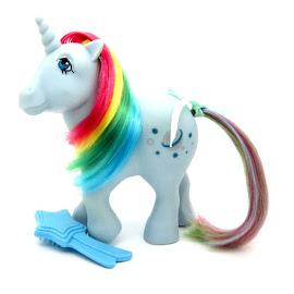My Little Pony Turchino Year Two Int. Rainbow Ponies I G1 Pony