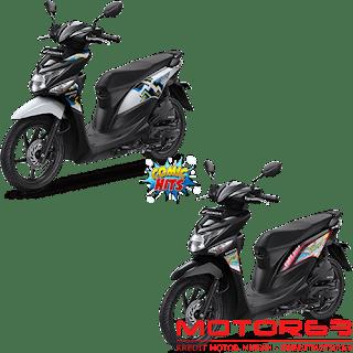 Kredit Motor Honda BeAT POP eSP CW FI