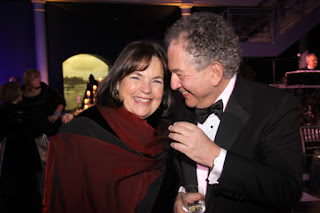 Ina Garten and Husband Jeffrey