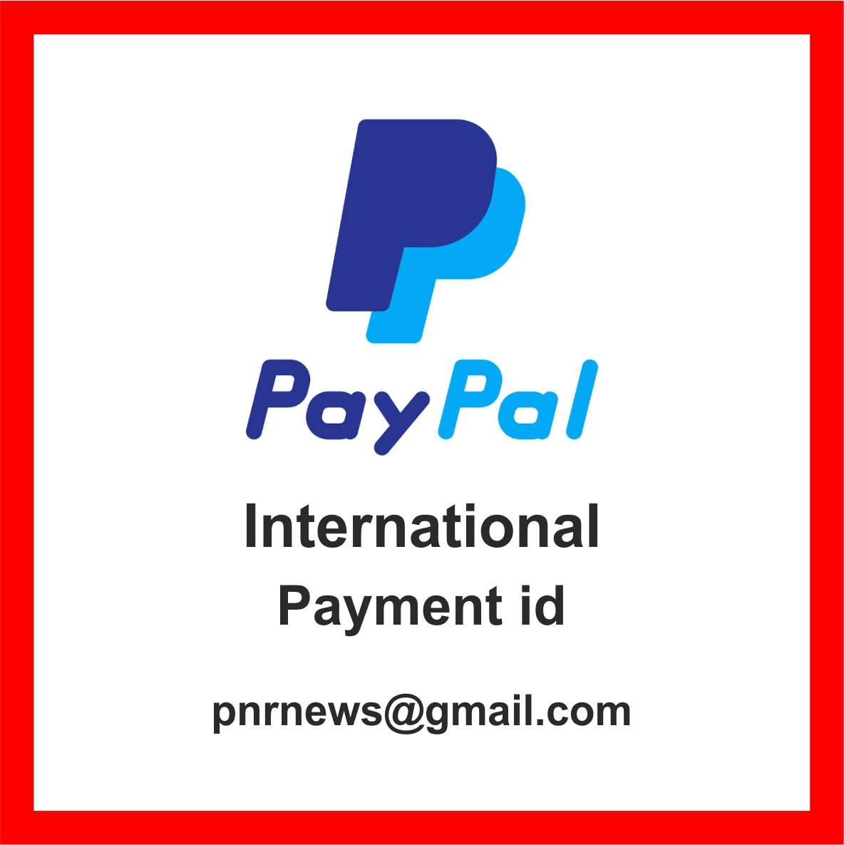 international advertisement payment
