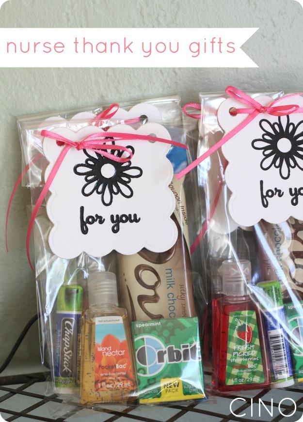 Nurse Thank You Gifts