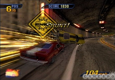 Burnout 3 Takedown iso
