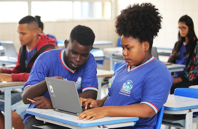 Estudantes podem se inscrever no programa Mais Estudo até sexta-feira
