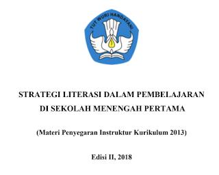 Strategi Literasi SMP