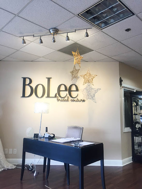 BoLee Bridal Couture Wedding Dress Shopping Experience