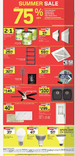 Rona Flyer Home & Garden valid July 20 - 26, 2017