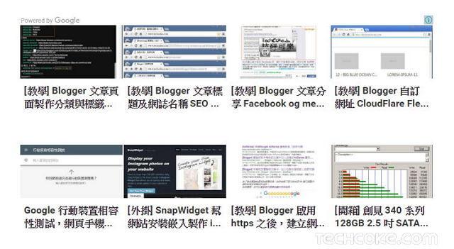 Google AdSense 相符內容,Blogger 安裝 AdSense 相關文章廣告_203