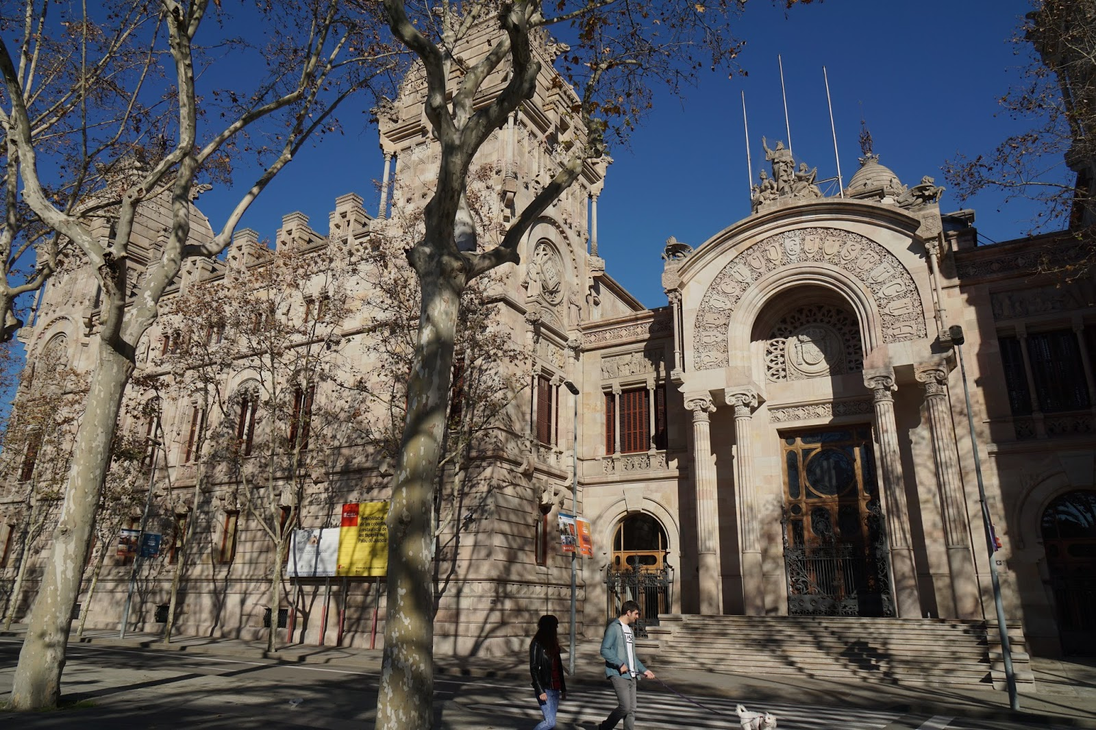 バルセロナ高等裁判所(Palau de Justicia de Barcelona)