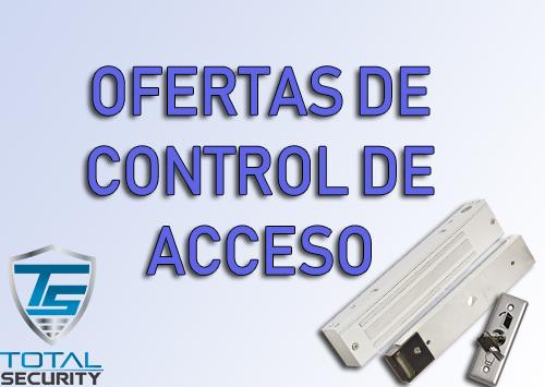 Ofertas de Control de Acceso
