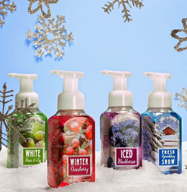 Life Inside The Page Bath Amp Body Works Holiday 2014