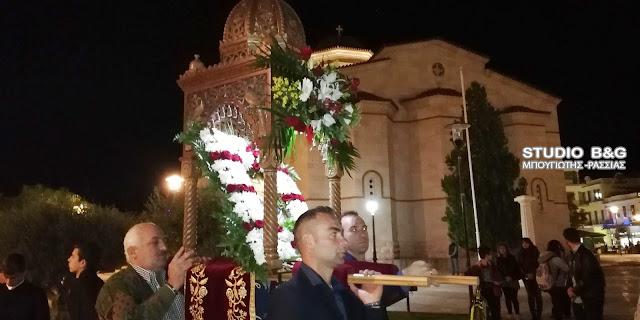 Τον Άγιο Δημήτριο τίμησε η πόλη του Άργους