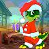 Games4King - Christmas Crocodile Escape