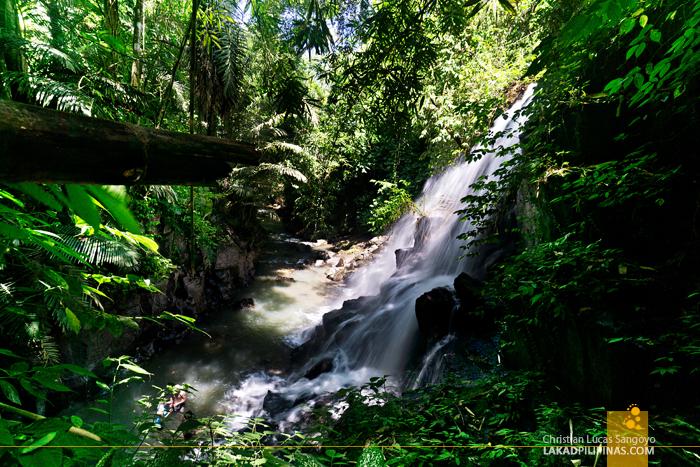 Kanto Lampo Waterfalls Bali