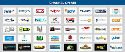Ninmedia TV Satelit Gratis