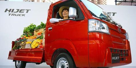 Spesifikasi Komplit Sang Pick-up Daihatsu Hijet Terbaru!