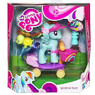 My Little Pony Riding Along Rainbow Dash Brushable Pony