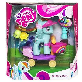 My Little Pony Riding Along Rainbow Dash Brushable Pony