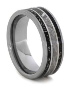 Tungsten Male Wedding Rings