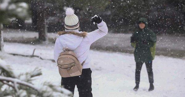 Καιρός: «Έφτασε» σήμερα η «Ζηνοβία» - Δείτε που και πότε θα χιονίσει
